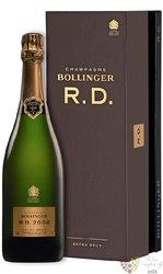 """Bollinger blanc 2002 """" R.D. """" brut 1er cru Champagne    0.75 l"""