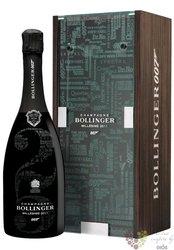 """Bollinger blanc """" Millesimé 25 Anni 007 """" 2011 brut 1er cru Champagne  0.75 l"""