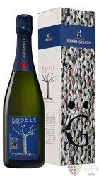 "Henri Giraud blanc "" Esprit de Giraud "" brut Blanc de Blancs Champagne Aoc    0.75 l"
