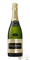 "Nicolas Feuillatte blanc 2006 "" Millesime Chardonnay "" brut Grand cru Champagne0.75 l"