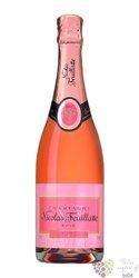 """Nicolas Feuillatte rosé """" Réserve """" brut Champagne Aoc  0.75 l"""