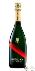 "G.H.Mumm blanc "" Grand Cordon Rouge "" brut Champagne Aoc  0.75 l"