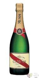 "G.H.Mumm blanc "" Cordon Rouge "" brut Champagne Aoc  0.75 l"