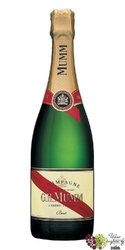 "G.H.Mumm blanc "" Cordon rouge "" brut Champagne Aoc magnum  1.50 l"