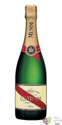 "G.H.Mumm blanc "" Cordon Rouge "" brut Champagne Aoc  0.20 l"