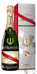 "G.H.Mumm blanc "" Cordon Rouge F1 collection "" brut Champagne Aoc  0.75 l"