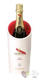 "G.H.Mumm blanc "" Cordon Rouge ice bucket pack "" brut Champagne Aoc     0.75 l"