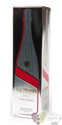 "G.H.Mumm blanc "" Cordon Rouge Porsche collection "" brut Champagne Aoc  0.75 l"