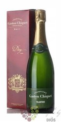 "Gaston Chiquet blanc "" Tradition "" brut gift box 1er cru Champagne     1.50 l"