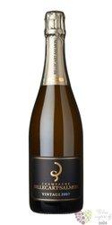 Billecart Salmon blanc 2007 brut extra Champagne Aoc  0.75l
