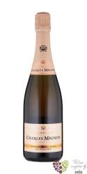 "Charles Mignon rosé "" Grande réserve "" brut 1er cru Champagne  0.75 l"
