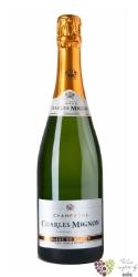 "Charles Mignon blanc "" BdB "" brut 1er cru Champagne  0.75 l"
