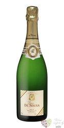 """Zoémie de Sousa blanc """" cuvée Merveille """" brut Champagne Aoc  0.75 l"""