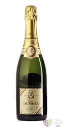 """Zoémie de Sousa blanc """" cuvée Precieuse """" brut Grand cru Champagne  0.75 l"""