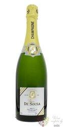 """de Sousa & fils blanc """" cuvée Desirable """" brut Grand Cru Blanc De Blancs Champagne  0.75 l"""