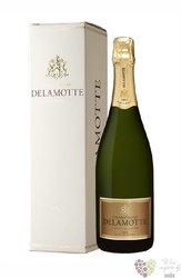 """Delamotte blanc 2007 """" Millesime """" Blanc de blancs gift box Champagne Aoc  0.75l"""