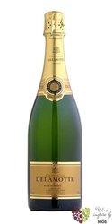 """Delamotte blanc 2004 """" Millésimé """" Blanc de blancs Champagne Aoc  0.75 l"""