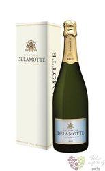Delamotte blanc Brut gift box Champagne Aoc    0.75 l