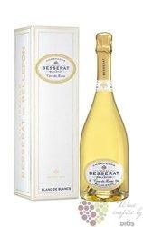 """Besserat de Bellefon blanc """" cuvée des Moines """" Brut Blanc de Blancs 1er cru Champagne    0.75 l"""