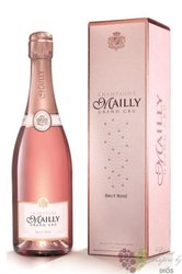 Mailly rosé brut gift box Grand cru Champagne  0.75 l