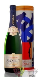 """Mailly blanc 1996 """" la Terre """" brut Grand cru Champagne  0.75 l"""