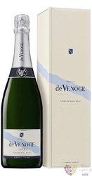 """de Venoge blanc """" Cordon Bleu """" Brut gift box Champagne Aoc    0.75 l"""