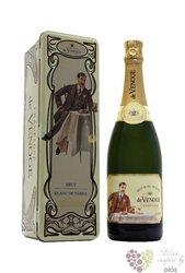 "de Venoge blanc "" Blanc de Noirs "" Brut metal box Champagne Aoc    0.75 l"