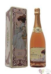 de Venoge rosé metal box brut Champagne Aoc  0.75 l