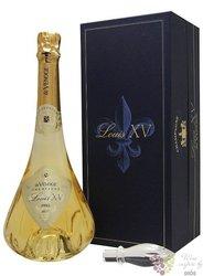 """de Venoge blanc """" Louis XV."""" 1995 Brut Champagne Aoc    0.75 l"""