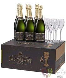 "Jacquart blanc "" Mosaique "" brut Champagne Aoc   0.375 l"