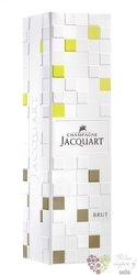 "Jacquart blanc "" Mosaique "" brut gift box Champagne Aoc   0.75 l"