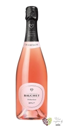 "Bauchet rosé "" Seduction "" Champagne Aoc   0.75 l"