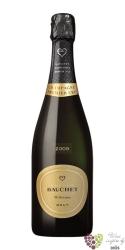 """Bauchet blanc 2008 """" Millesime """" brut 1er cru Champagne     0.75 l"""