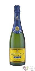 "Heidsieck & Co Monopole blanc "" Blue top "" Champagne Aoc    0.75 l"