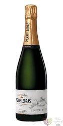"Pierre Legras blanc "" Coste Beert "" brut Blanc de Blancs Grand cru Champagne  0.375 l"