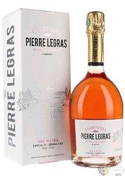 """Pierre Legras rosé """" Dea Matra """" vbrut Grand cru Champagne  0.75 l"""