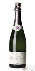 "Louis Barthelémy blanc "" Améthyste "" brut Champagne Aoc    0.75 l"