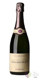 """Louis Barthelémy blanc """" Opale """" demi sec Champagne Aoc    0.75 l"""