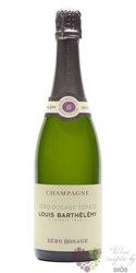 "Louis Barthelémy blanc "" Topaze zero dosage "" brut nature Champagne Aoc    0.75l"