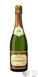 """Bauget Jouette blanc """" Guy d´Argensol cuvée Prestige """" brut Champagne Aoc    0.75 l"""