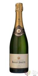 """Bauget Jouette blanc """" Carte blanche """" brut Champagne Aoc    0.75 l"""