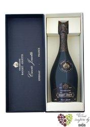 """Bauget Jouette rosé """" cuvée Jouette """" brut gift box Champagne Aoc    0.75 l"""