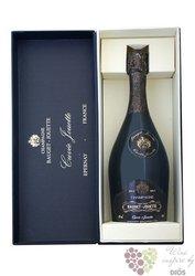 """Bauget Jouette blanc """" cuvée Jouette """" brut gift box Champagne Aoc    0.75 l"""