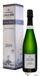 "Lallier blanc 2008 "" Millesime "" brut gift box Grand cru Champagne   0.75 l"
