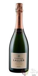 Lallier rose brut Grand cru Champagne  0.75 l