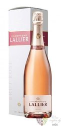 Lallier rose gift box  brut Grand cru Champagne  0.75 l