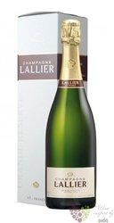 """Lallier blanc """" Grande Reserve """" brut gift box Grand cru Champagne 0.75 l"""