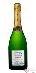 """Lallier blanc """" Selection Parcellaire Loridon """" brut extra Grand cru Champagne  0.75 l"""