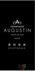 "Augustin blanc "" Feu "" brut Champagne 0.75 l"