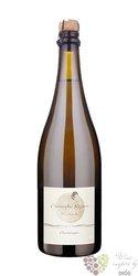 """Christophe Mignon blanc """" Pur Meunier """" brut Champagne 0.75 l"""